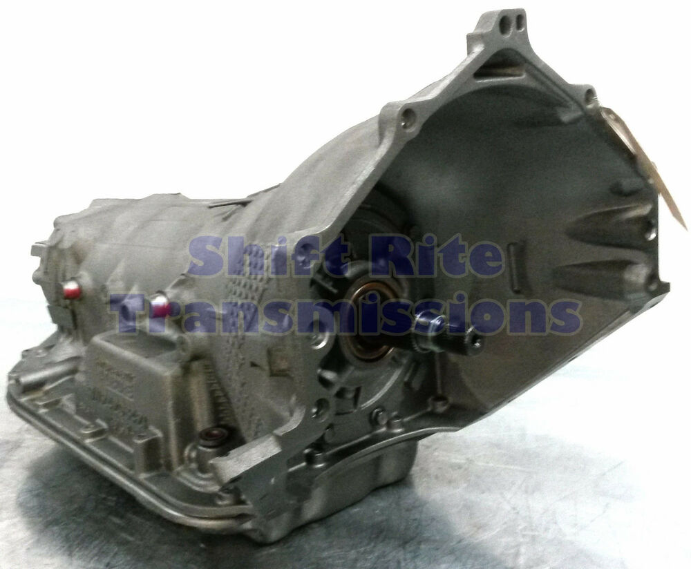 How To Rebuild Automatic Transmission >> 4L80E 1999-2009 2WD TRANSMISSION REBUILT MT1 UPDATED WARRANTY GM SILVERADO HD | eBay