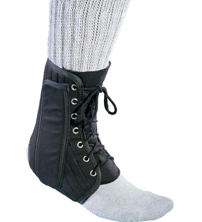 Ankle Brace Basketball Shoes
