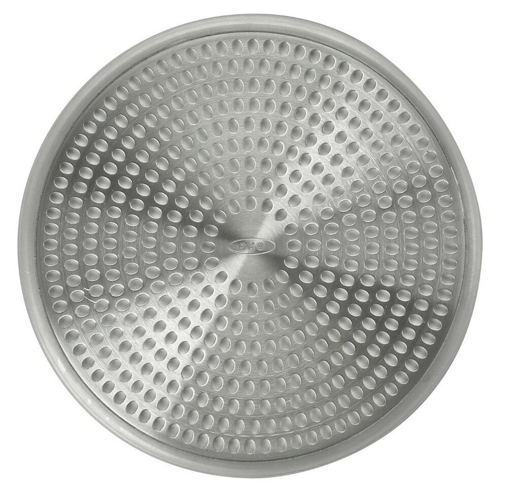 Oxo Good Grips Shower Stall Drain Protector Cover Hair Catcher Free P P Ebay