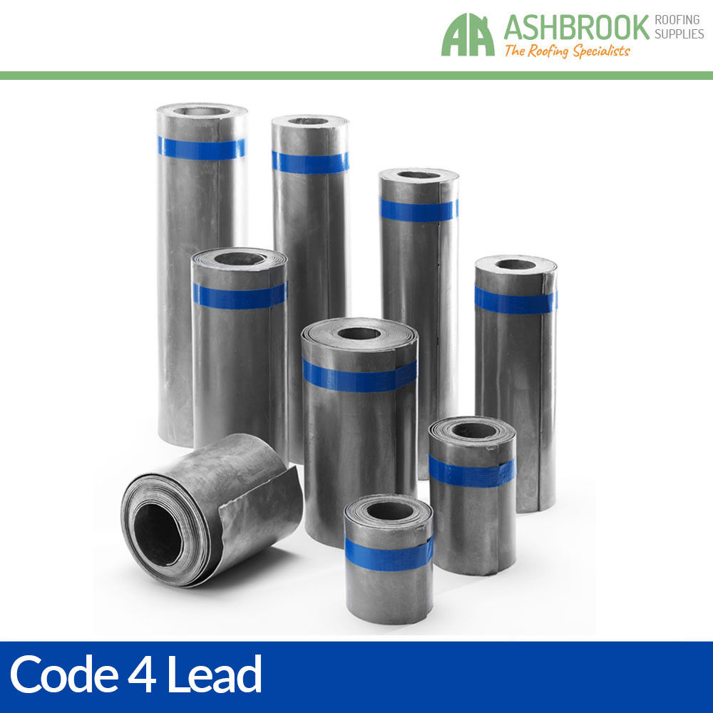 Code 4 Lead Flashing Lead Sheet Lead Rolls 2m 3m 4m