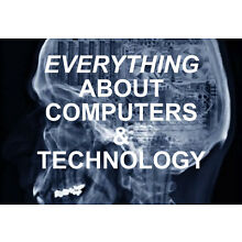 EVERYTHING About Computers & Technology (eBook-Digital)