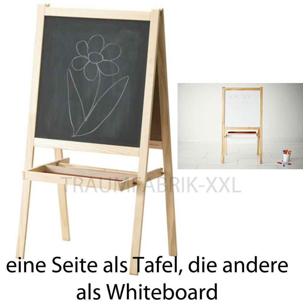 ikea standtafel kindertafel maltafel tafel spieltafel schreibtafel whiteboard ebay. Black Bedroom Furniture Sets. Home Design Ideas