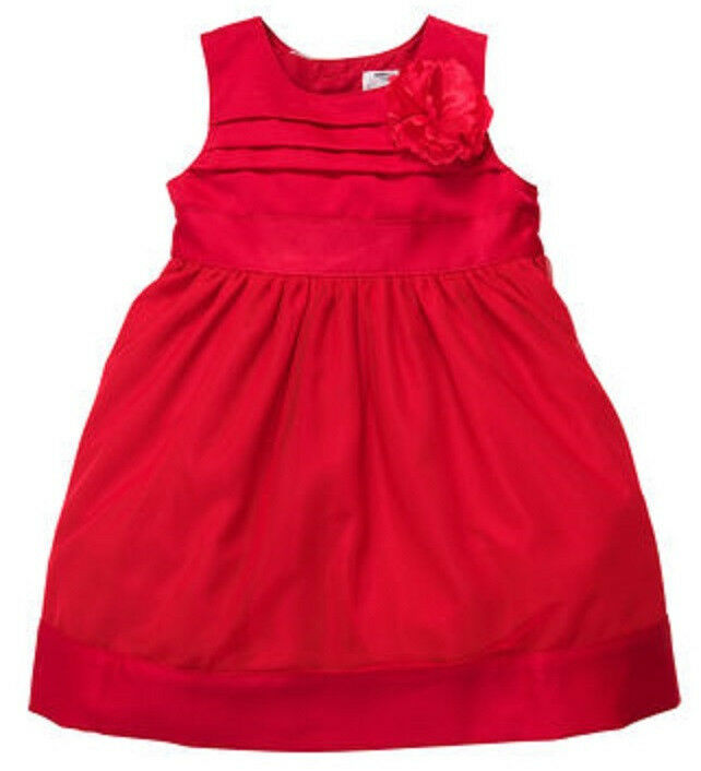 Christmas holiday red satiny dresstulle matching panty see all sizes