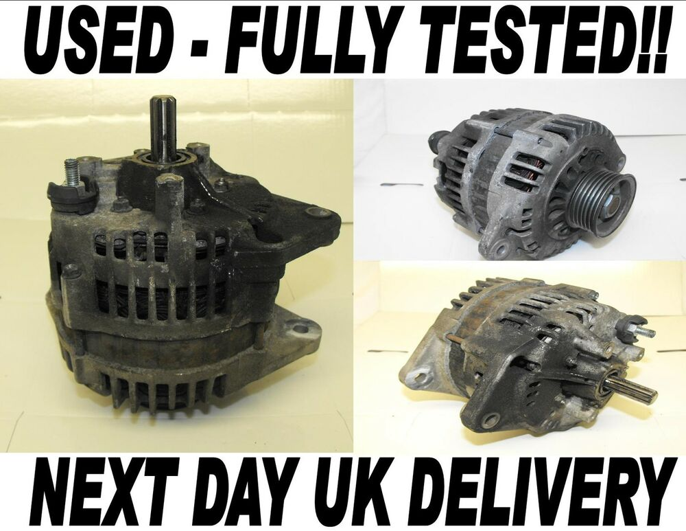 vauxhall astra mk4 g 1 7 dti cdti 2000 2001 2002 2006 alternator no pump ebay. Black Bedroom Furniture Sets. Home Design Ideas