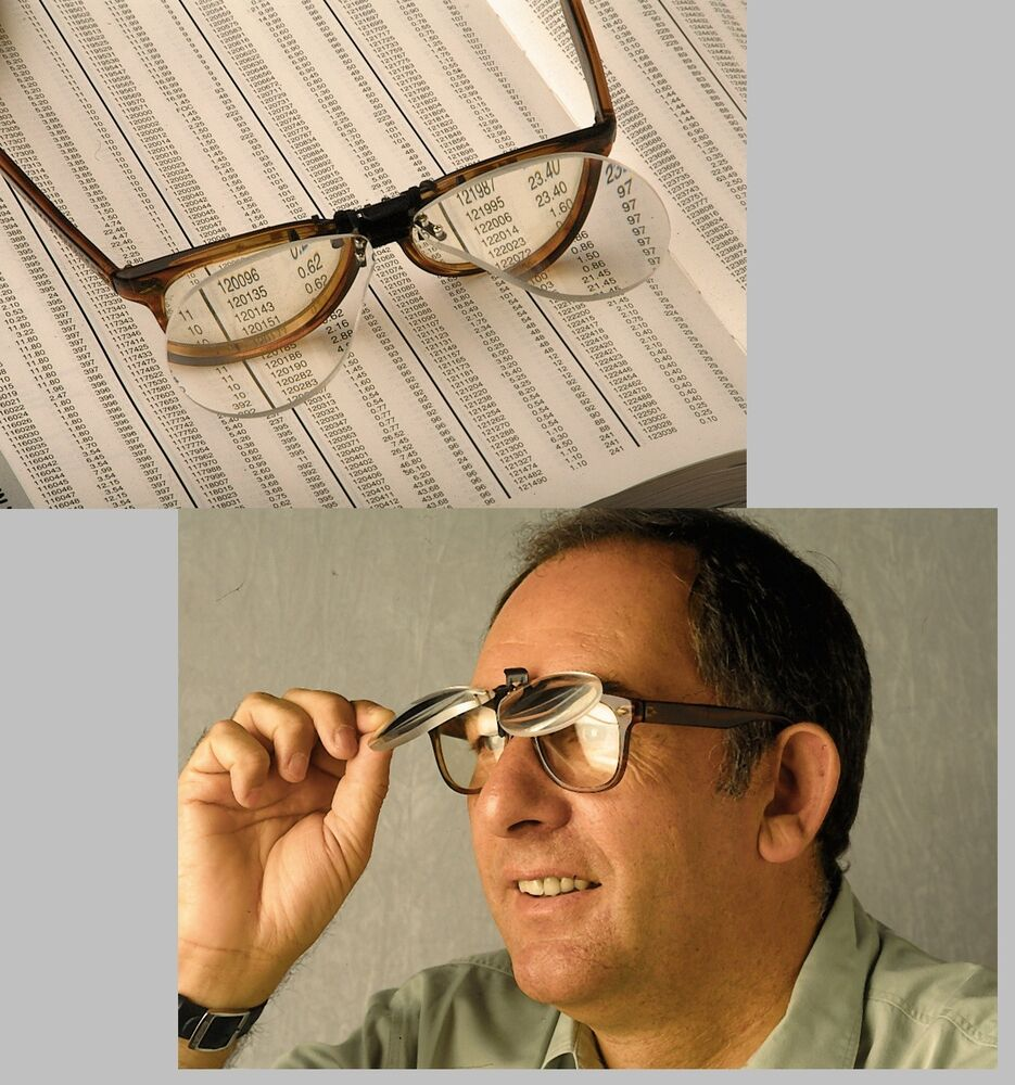 clip on flip up magnifying reading glasses eye magnifiers