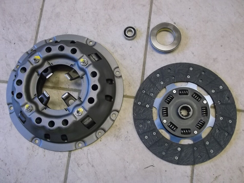 Ford 4000 Clutch Kit : Ford  tractor new inch