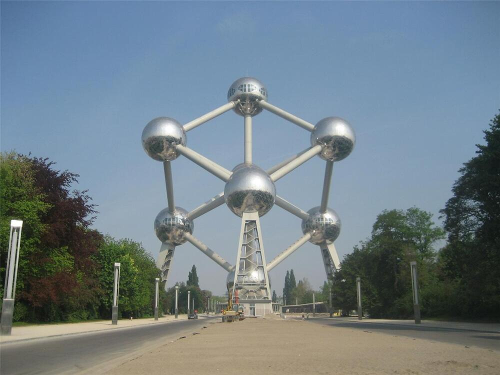 Visit Atomium on your trip to Brussels or Belgium • Inspirock