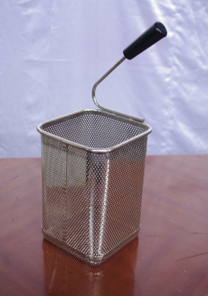 Small Pasta Cooker Basket Ebay