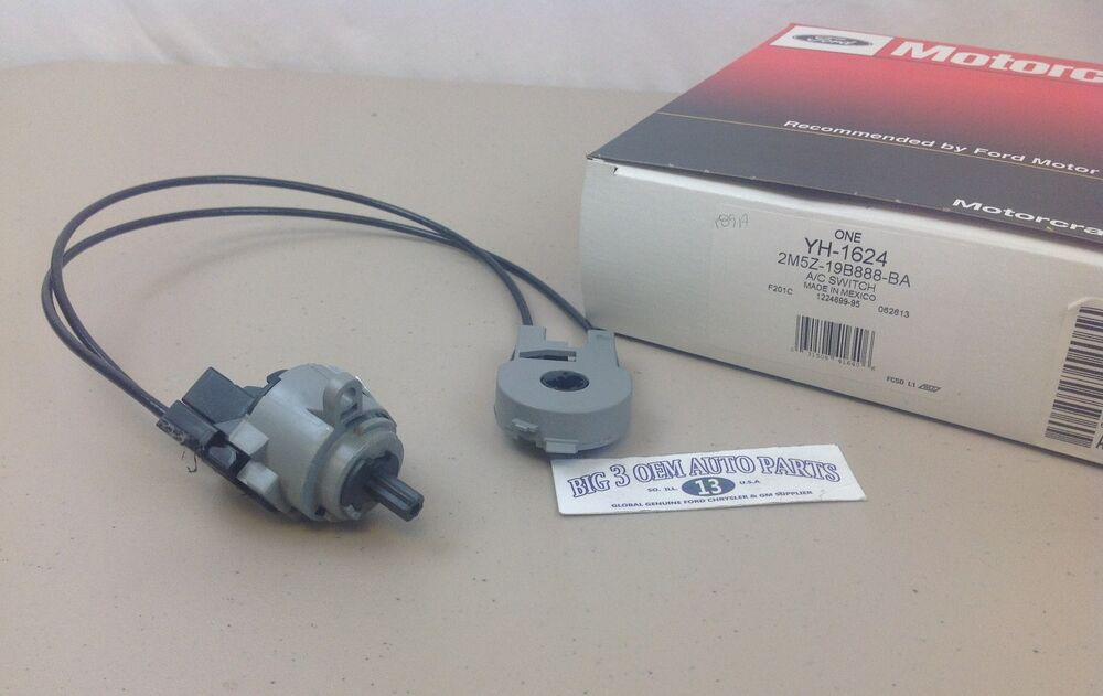 2003     2007       Ford       Focus    Air Distribution Value SWITCH new OEM 2M5Z19B888BA   eBay