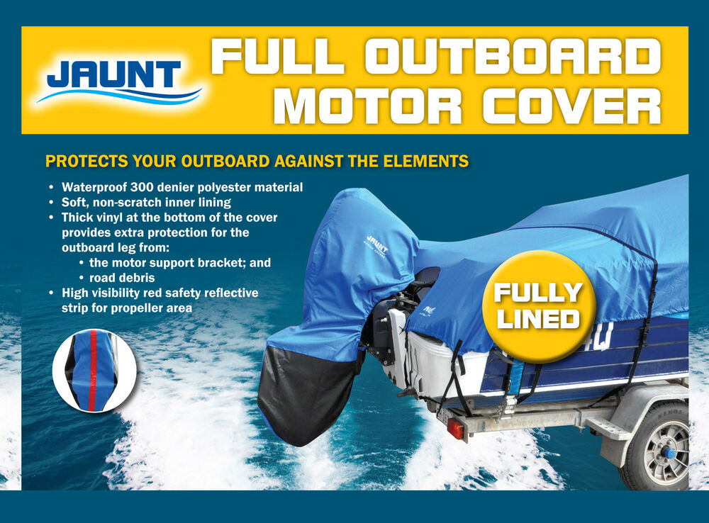 Outboard Motor Covers : Outboard motor cover full hp ebay