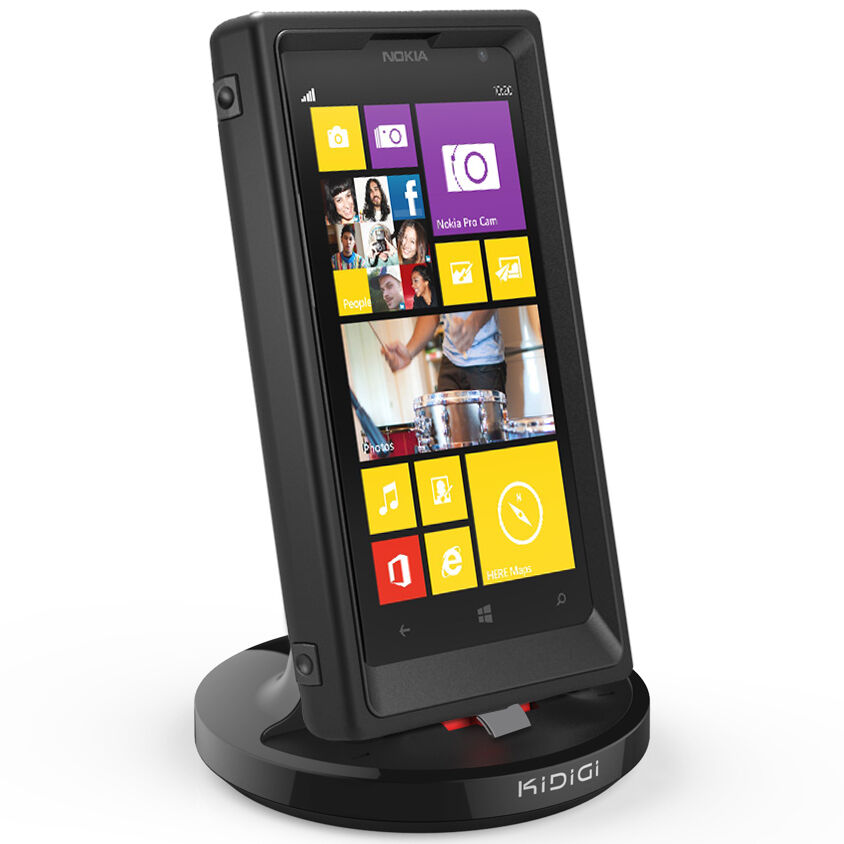 ... Case Ready Dock Charger Charging Cradle for Nokia Lumia 1020 : eBay