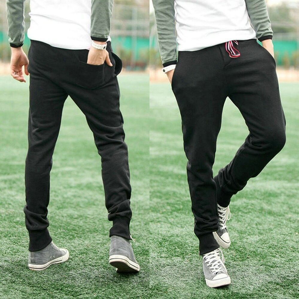 Mens Slim Fit Tapered Leg Jeans