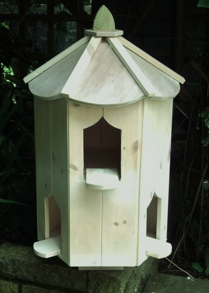 Dovecotes dovecote six sided dove doves dove cote bird for Dove bird house