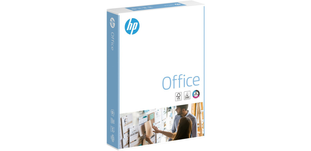 Hp A4 80gsm White Copy Office Printer Copier Paper 2500 Sheets 5 Ream Box Ebay