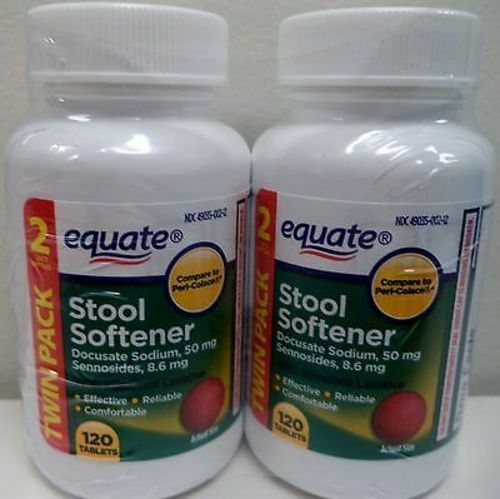 Stool Softener And Stimulant Laxative 4 Pack Quality