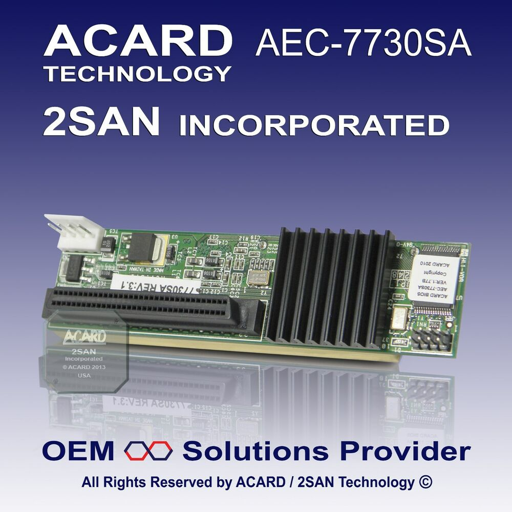 Acard AEC-7730SA Drivers Windows