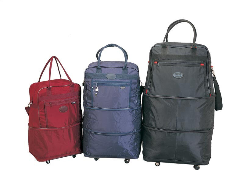 expandable shopping travel 360 degree rolling wheels tote w dual handle 6009d ebay. Black Bedroom Furniture Sets. Home Design Ideas