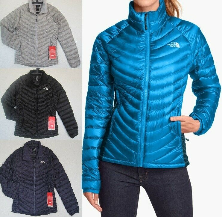 Womens north face puffer jacket
