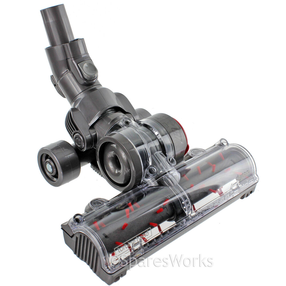 dyson dc08 dc11 dc19 dc20 vacuum cleaner turbo turbine floor head tool brush ebay. Black Bedroom Furniture Sets. Home Design Ideas