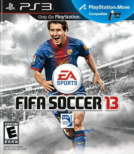 New Playstation 3 Games : Brand new ps fifa soccer game playstation sealed