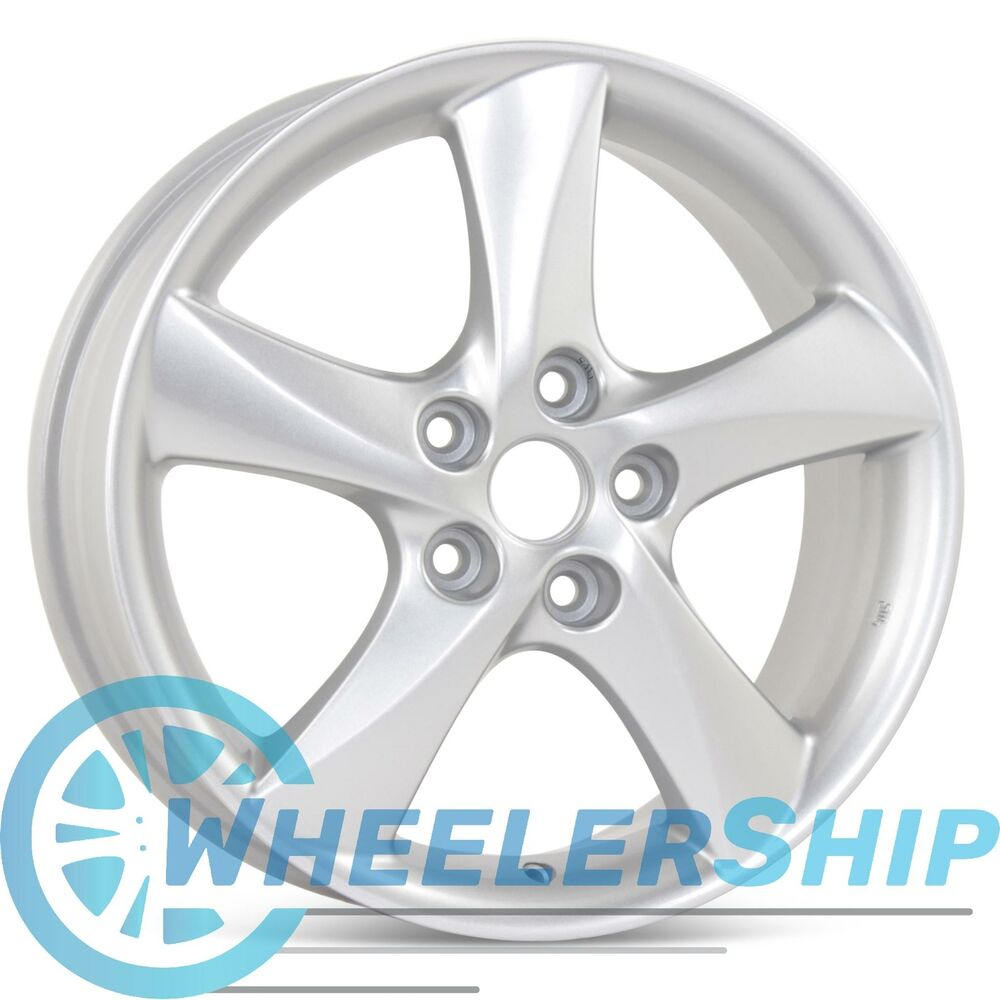 New 17 Mazda 6 Alloy Replacement Wheel 2003 2004 2005 2006 2007 2008 Rim 64857 Ebay