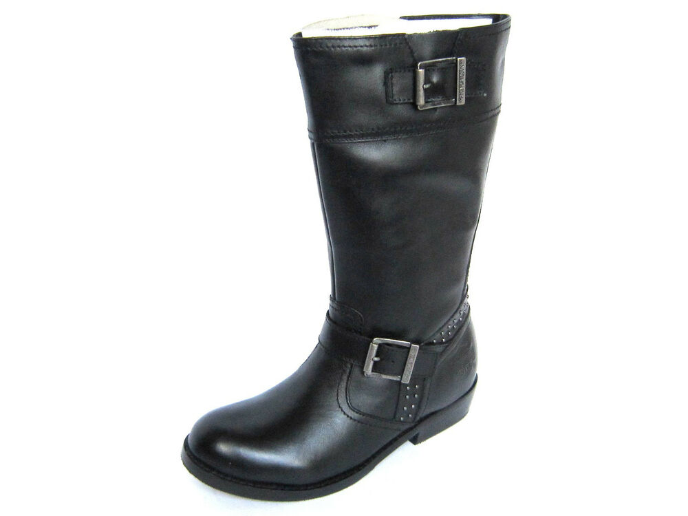 Simple Biltrite Engineer Style Bike Boots Womens Motorcycle Riding Boots Sz 7