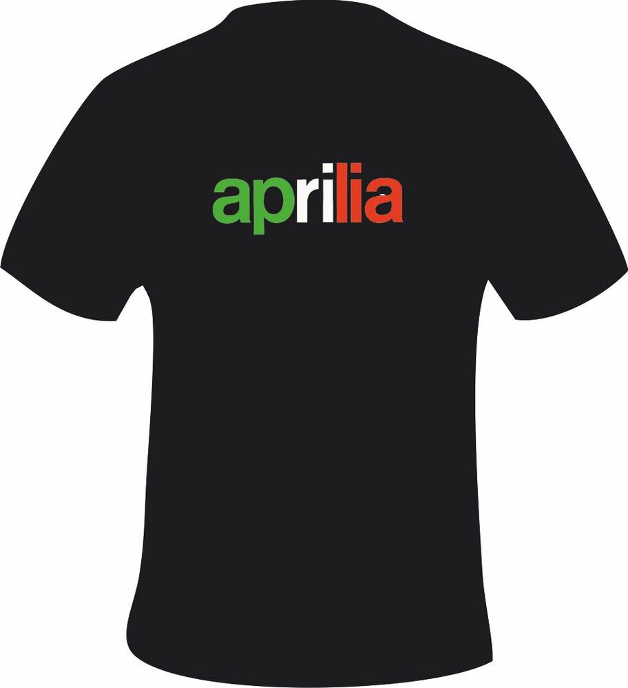 Aprilia Italy  city photo : aprilia Italian Flag Style Motorcycle Printed T Shirt in 6 Sizes ...