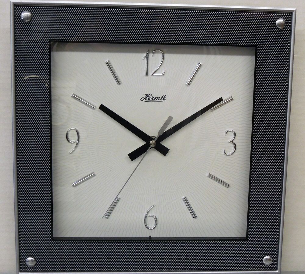 Contemporary Looking Square 11 75 Quot Wall Clock Made By The