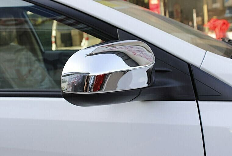 Chrome Side Mirror Cover Trims For Toyota Camry 2012 2017
