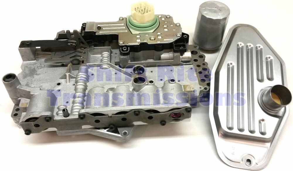 68rfe 2007 2010 Heavy Duty Remanufactured Valve Body 6 7l