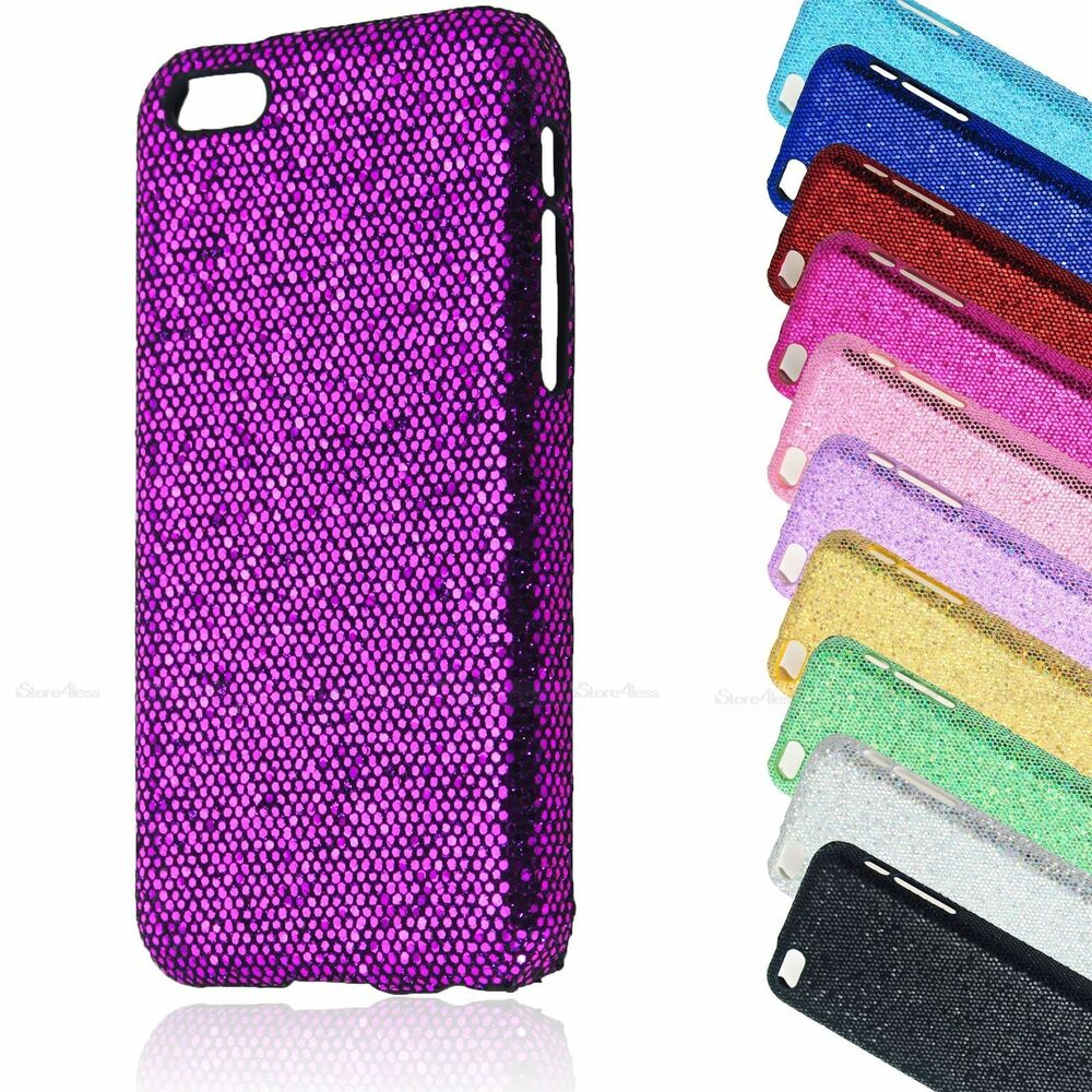 glitter iphone case sparkle glitter bling snap on back cover 10701
