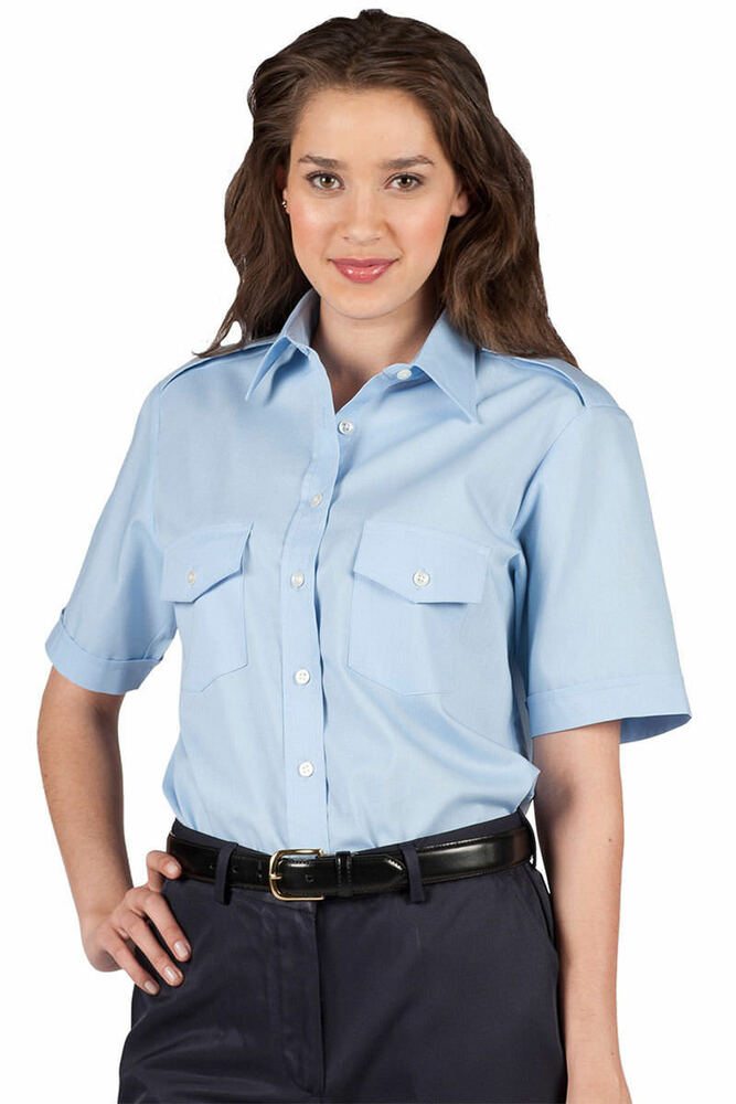 Edwards Garment Women 39 S Button Front Collar Short Sleeve