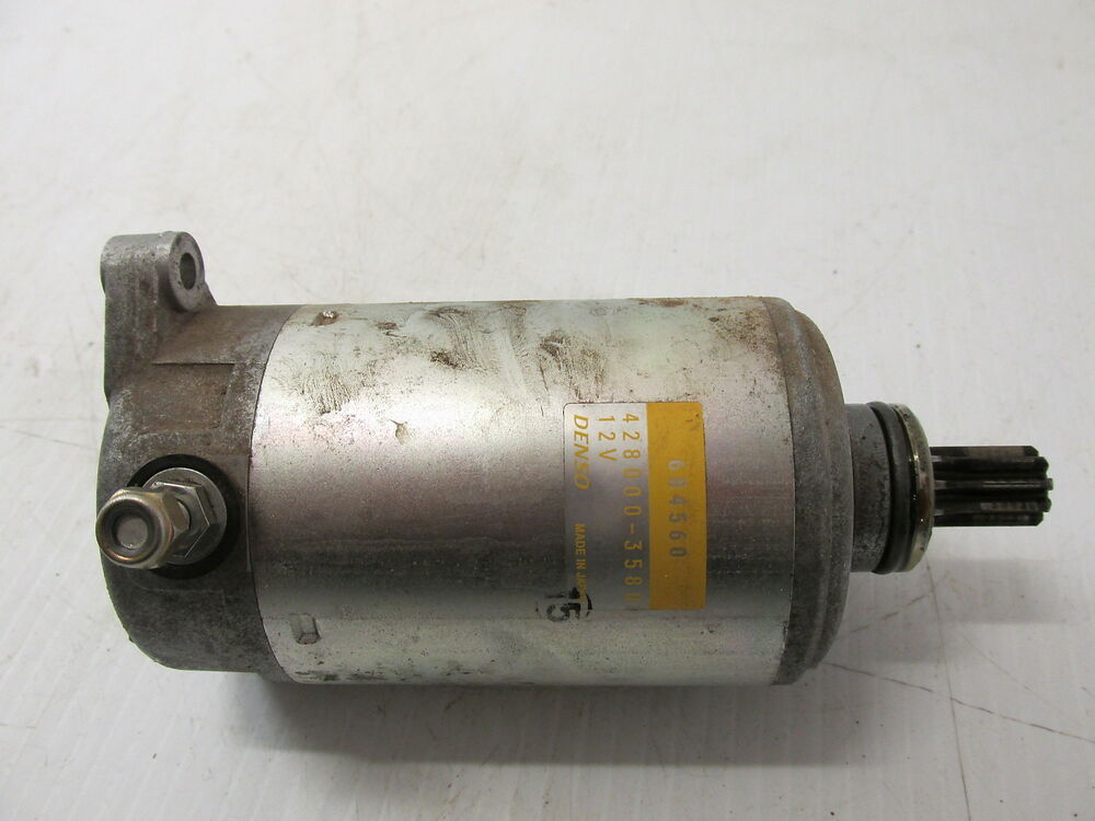 Can Am Commander 800 1000 2011 2012 Starter Motor