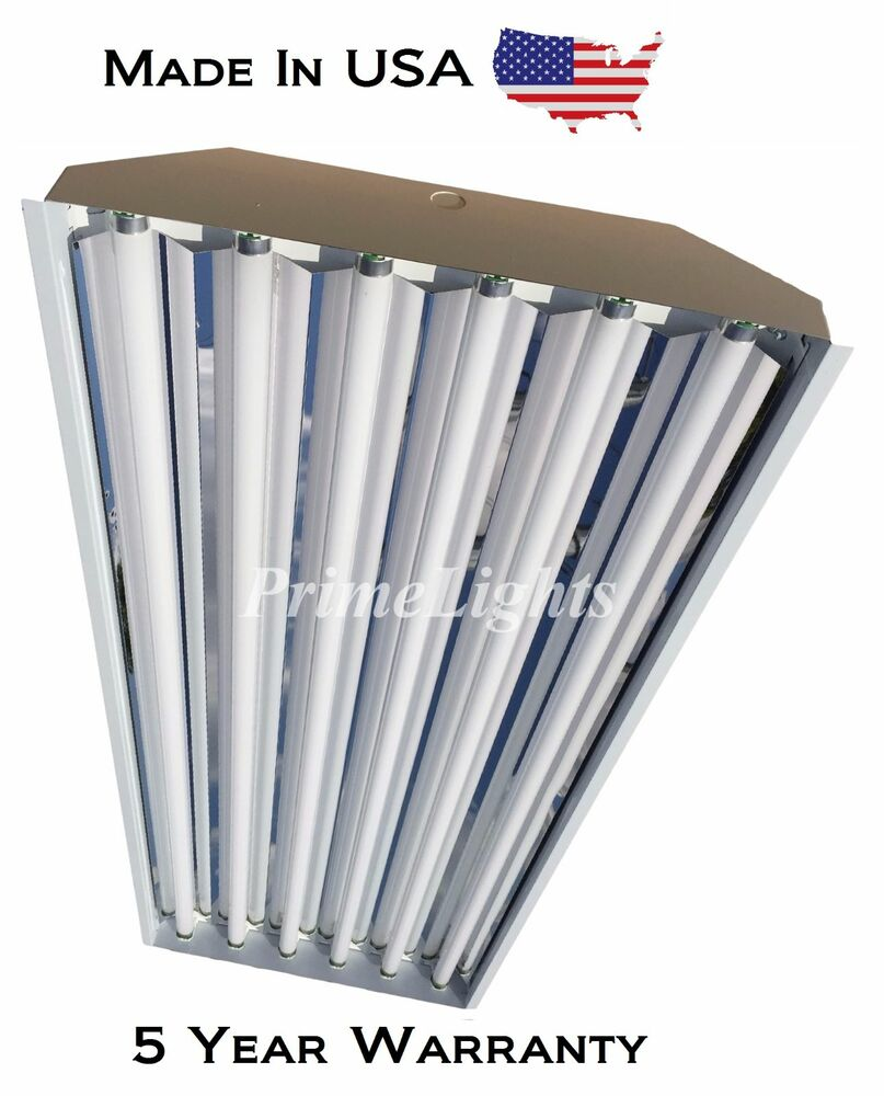 T8 High Bay Fluorescent Light Fixture