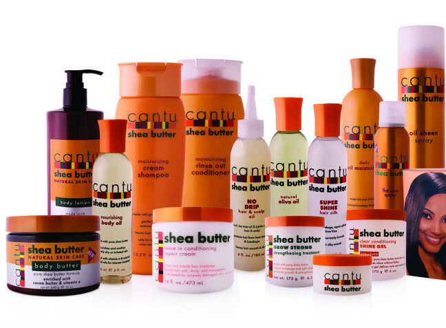 CANTU SHEA BUTTER \u0026 NATURAL HAIR CARE AFRO Hair product