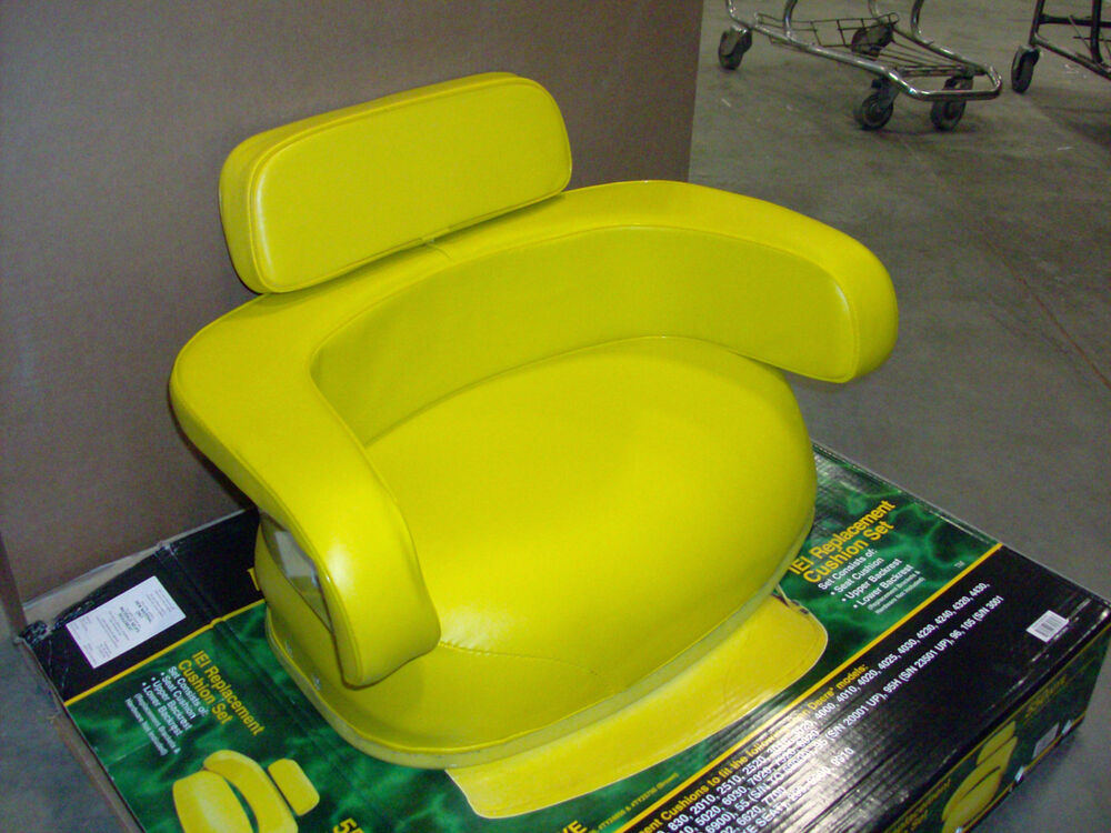 John Deere 4430 Tractor Seats Replacement : Amjd na economy cushion set for john deere