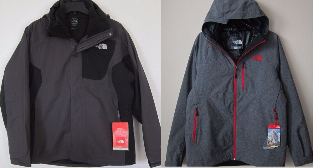 the north face men 39 s triclimate 3 in 1 jacket exertion. Black Bedroom Furniture Sets. Home Design Ideas