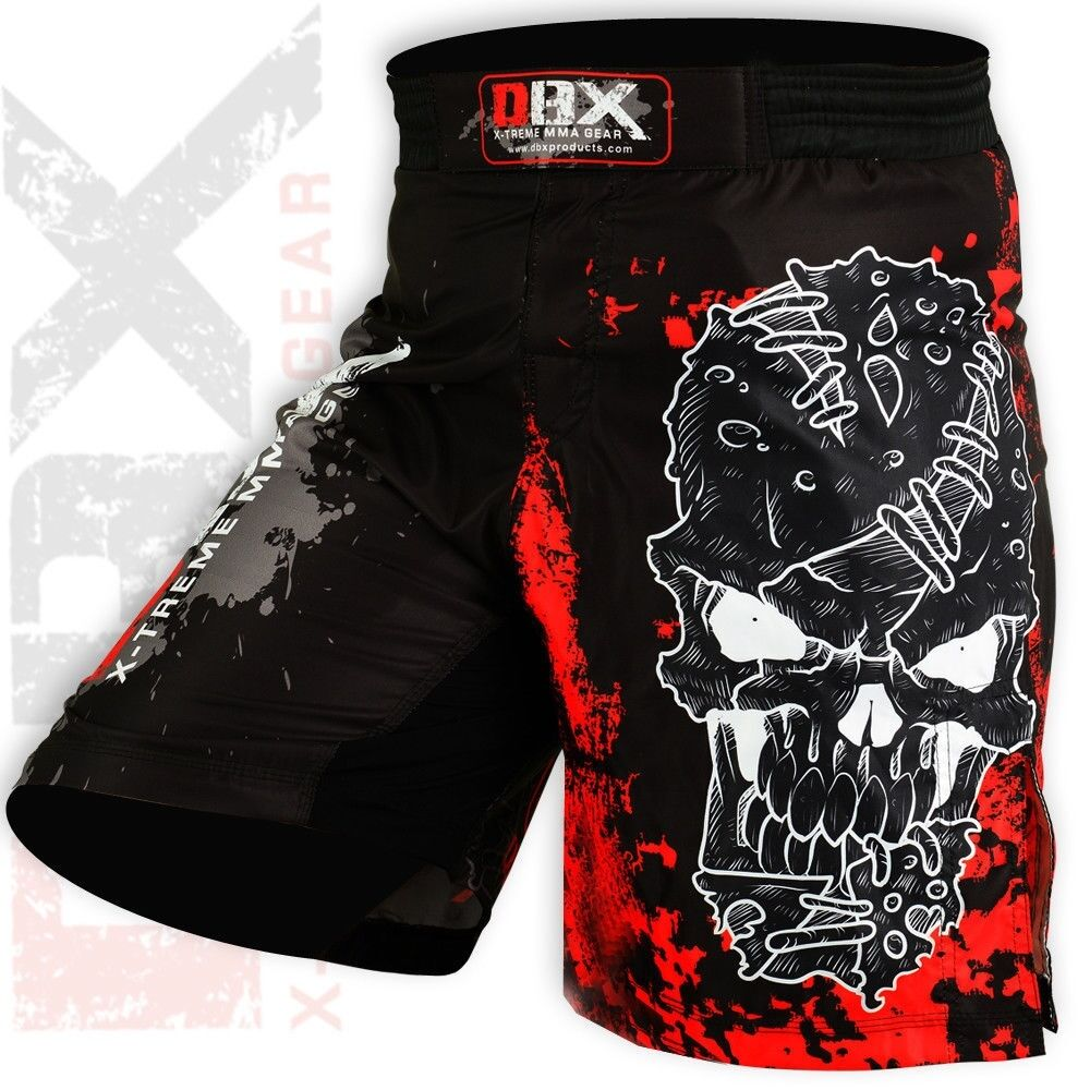 Mma: MMA Grappling Shorts Cage Fighter UFC Kick Boxing Short