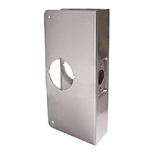 Don Jo 9 Quot Wrap Around Security Plates For Cylindrical Door
