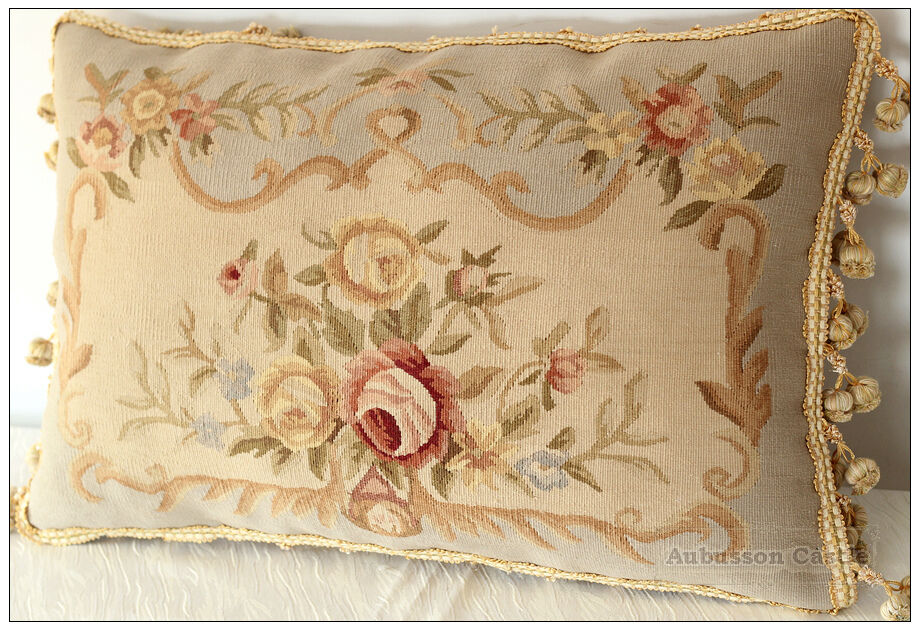 French Shabby Chic Pillows : 22