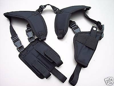 RIGHT Hand Vertical Shoulder Holster KIMBER 1911 ULTRA ...