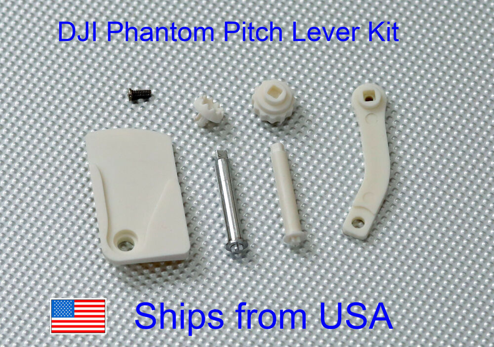 Pitch Control Lever : Pitch control lever kit for dji phantom transmitter ch
