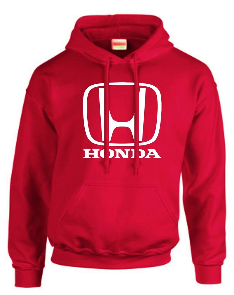 Honda hoodies