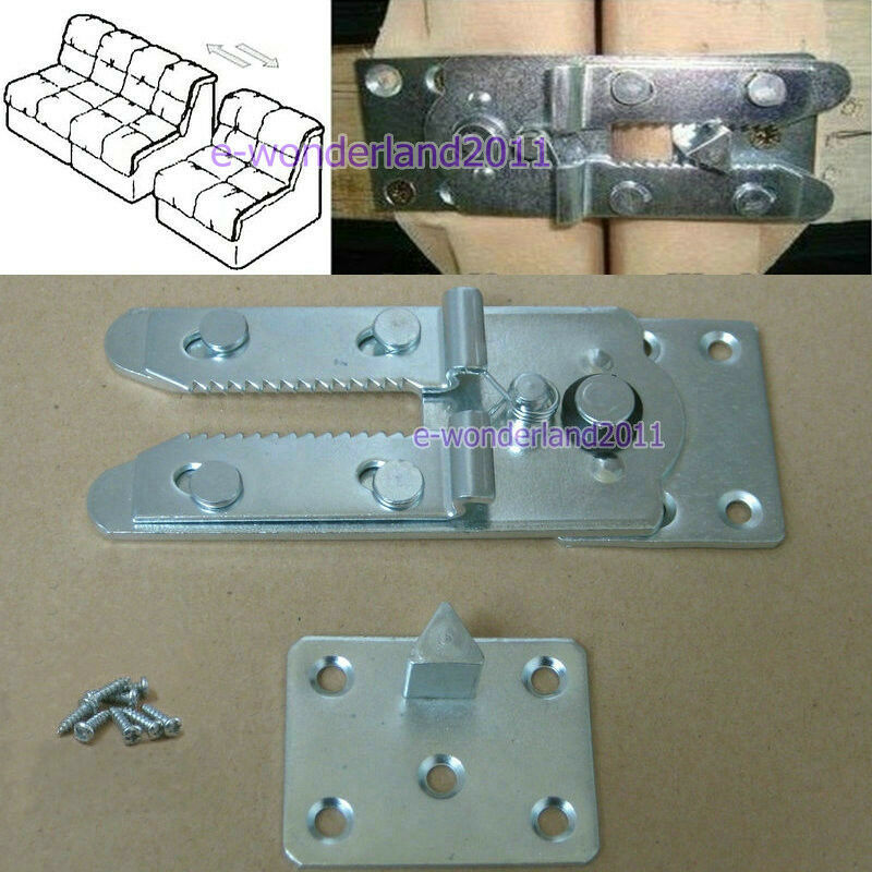 Sectional Sofa Couch Connector Snap Style And 8 Screws