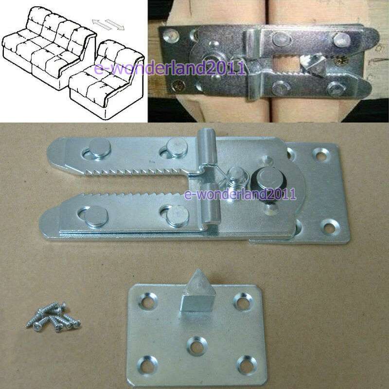 Sectional Sofa Couch Connector Snap Style And 8 screws  : s l1000 from www.ebay.com size 800 x 800 jpeg 115kB