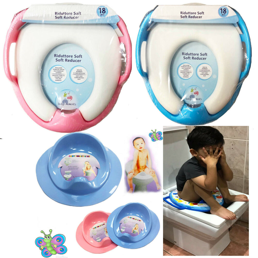 potty training toilet seat or potty patch