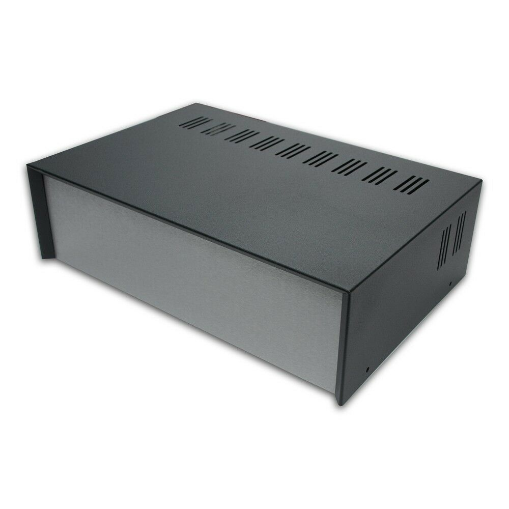 project enclosure box Affordable plastic project enclosures with pcb mounting holes in assorted sizes constructed from durable abs-molded plastic models with aluminum tops available.