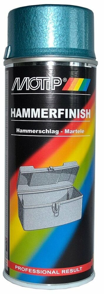 1 x motip hammerschlag spray lack blau 400ml 04011 ebay. Black Bedroom Furniture Sets. Home Design Ideas