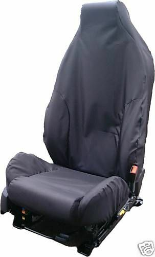 protective recaro seat cover ford focus st st2 st3 ebay. Black Bedroom Furniture Sets. Home Design Ideas