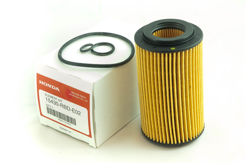 Genuine honda ictdi oil filter accord 2004 2007 cr v for 2005 honda civic oil